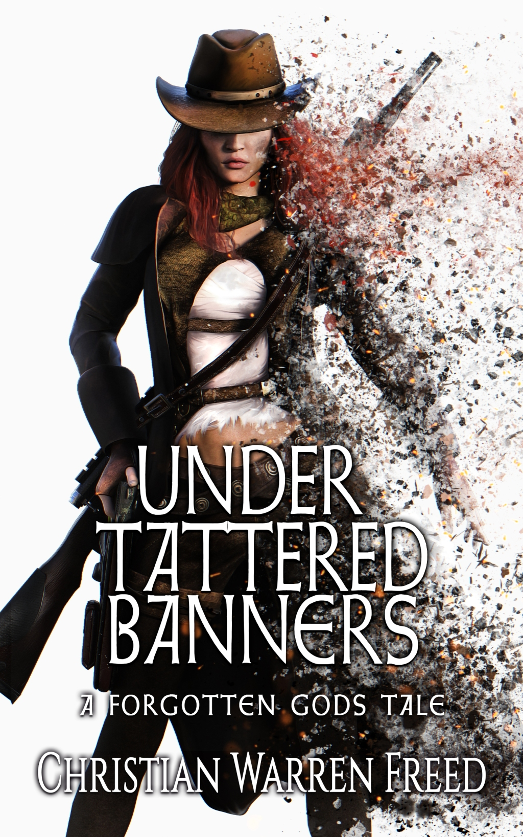 Under Tattered Banners